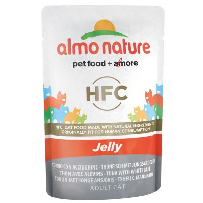 Lot Almo Nature HFC Jelly 12 x 55 g
