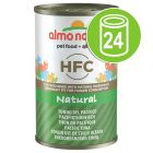 Lot Almo Nature HFC Natural 24 x 140g pour chat