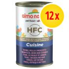 Lot Almo Nature HFC 12 x 140g
