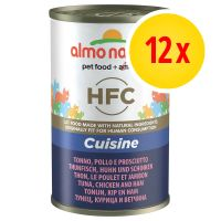 Lot Almo Nature HFC 12 x 140 g
