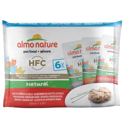 Lot Almo Nature HFC 48 x 55 g