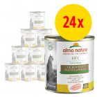 Lot Almo Nature HFC 24 x 280g