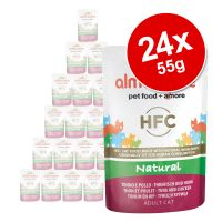 Lot Almo Nature HFC 24 x 55 g pour chat