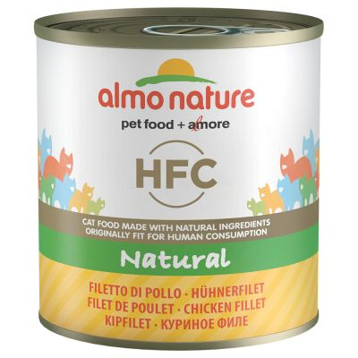 Lot Almo Nature HFC 24 x 280 g pour chat