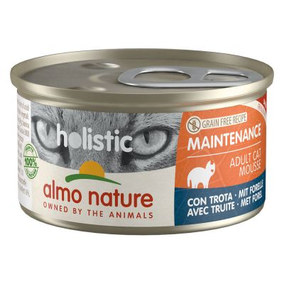 Lot Almo Nature Holistic Maintenance 48 x 85 g