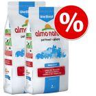 Lot Almo Nature Holistic Spécifique 2 x 2 kg pour chat