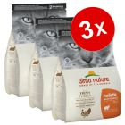 Lot Almo Nature Holistic 3 x 2 kg pour chat