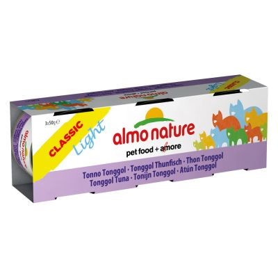 Lot Almo Nature Light 12 x 50 g