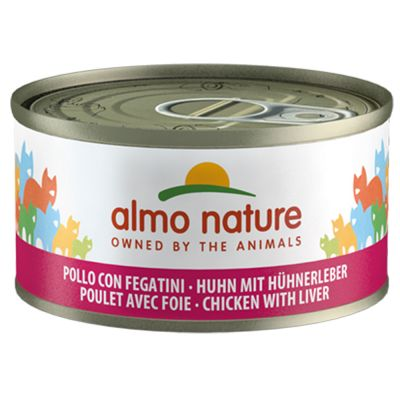 Lot Almo Nature 12 x 70 g