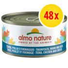 Lot Almo Nature 48 x 70g