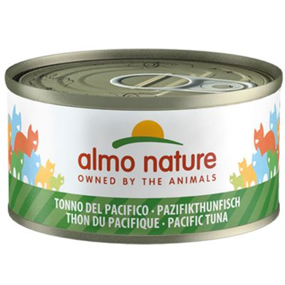 Lot Almo Nature 24 x 70 g pour chat