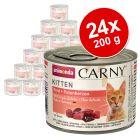 Lot Animonda Carny Kitten 24 x 200 g pour chat