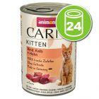 Lot Animonda Carny Kitten 24 x 400 g pour chaton