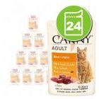 Lot Animonda Carny 24 x 85 g pour chat