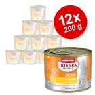Lot Animonda Integra Protect Insuffisance rénale 12 x 200 g pour chat