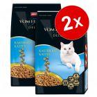 Lot Animonda vom Feinsten Deluxe 2 x 10kg pour chat
