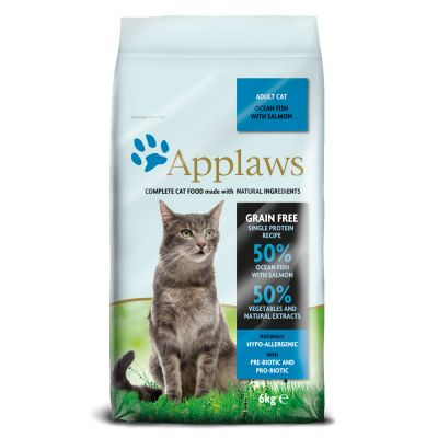 Lot Applaws 2 x 2 kg / 1,8 kg pour chat
