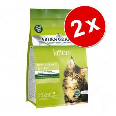Lot Arden Grange pour chat