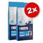 Lot Bozita pour chien