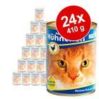 Lot Bozita 24 x 410 g pour chat