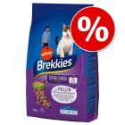 Lot Brekkies pour chat