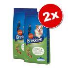 Lot Brekkies 2 x 14/15 kg pour chien