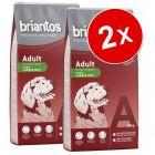 Lot Briantos 2 x 14 kg pour chien