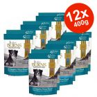 Lot Burns Penlan Farm Range 12 x 400 g pour chien
