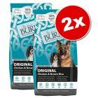 Lot Burns 2 x 12 kg pour chien