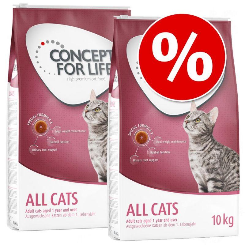 Lot Concept for Life pour chat