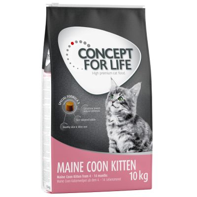 Lot Concept for Life pour chat