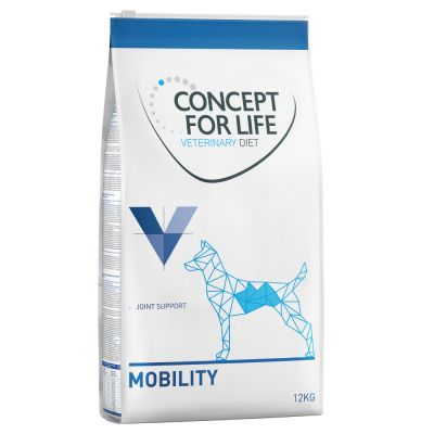 Lot Concept for Life Veterinary Diet 2 x 12 kg pour chien
