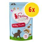 Lot économique Feringa Kitten Milky Snacks pour chaton