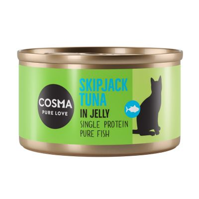 Lot Cosma Original en gelée 24 x 85 g pour chat