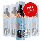 Lot Cosma Snackies DUO 2 en 1 Friandises lyophilisées pour chat