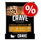 Lot Crave Adult 5 x 750 g pour chat