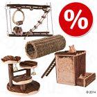 Lot d'accessoires Diggy pour hamster et souris