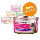 Lot découverte Feline Porta 21 6 x 90 g pour chat