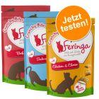 Lot découverte Feringa Crunchy Bites pour chat