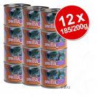 Lot de boîtes Smilla volaille 12 x 200 g