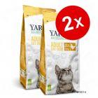 Lot de croquettes bio pour chat Yarrah