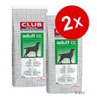 Lot de croquettes Royal Canin Club/Selection 2 x 15 kg