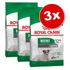 Lot de croquettes Royal Canin Size x 3