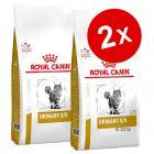 Lot de croquettes Royal Canin Veterinary pour chat
