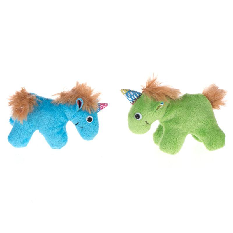 Lot de jouets Licornes avec menthe à chat