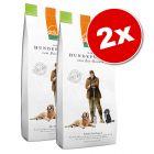 Lot Defu Bio 2 x 12,5 kg pour chien