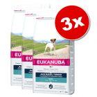 Lot Eukanuba Breed Nutrition, x 3