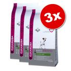 Lot Eukanuba Breed Nutrition, x 3 pour chien