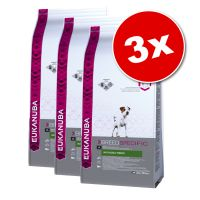 Lot Eukanuba Breed Nutrition, x 3 pour chien