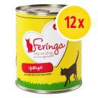 Lot Feringa Classic Meat Menu 12 x 800 g